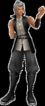 Master Xehanort (Young) KHBBS