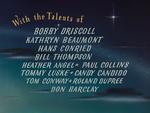 Peter Pan (1953) Voice Actors
