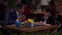Raven's Home - 1x02 - Big Trouble in Little Apartment - Devon and Nia