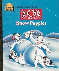 Snow puppies