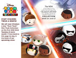 Star Wars The Force Awakens Tsum Tsum Tuesday US