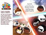 Star Wars The Force Awakens Tsum Tsum Tuesday US