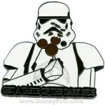 Stormtrooper with Mickey Mouse Ice Cream Bar