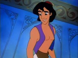TV series Aladdin