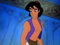 TV series Aladdin