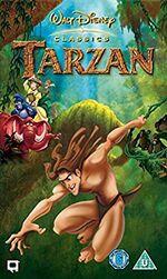 Tarzan (2005 UK VHS)
