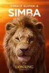 The Lion King (2019) - Adult Simba