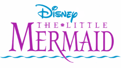 The Little Mermaid series official logo