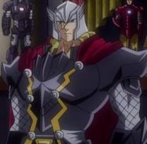 Thor DiskWarsAvengers