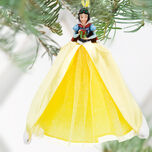 2010 Disney Store Snow White Winter Christmas Ornament