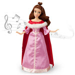 Belle singing doll