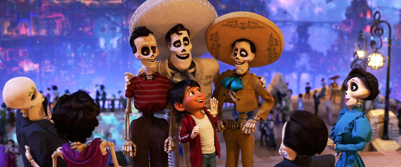 Image - Coco Ernesto introduces Miguel.jpg   Disney Wiki ...