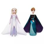 F2 dolls - Elsa and Anna