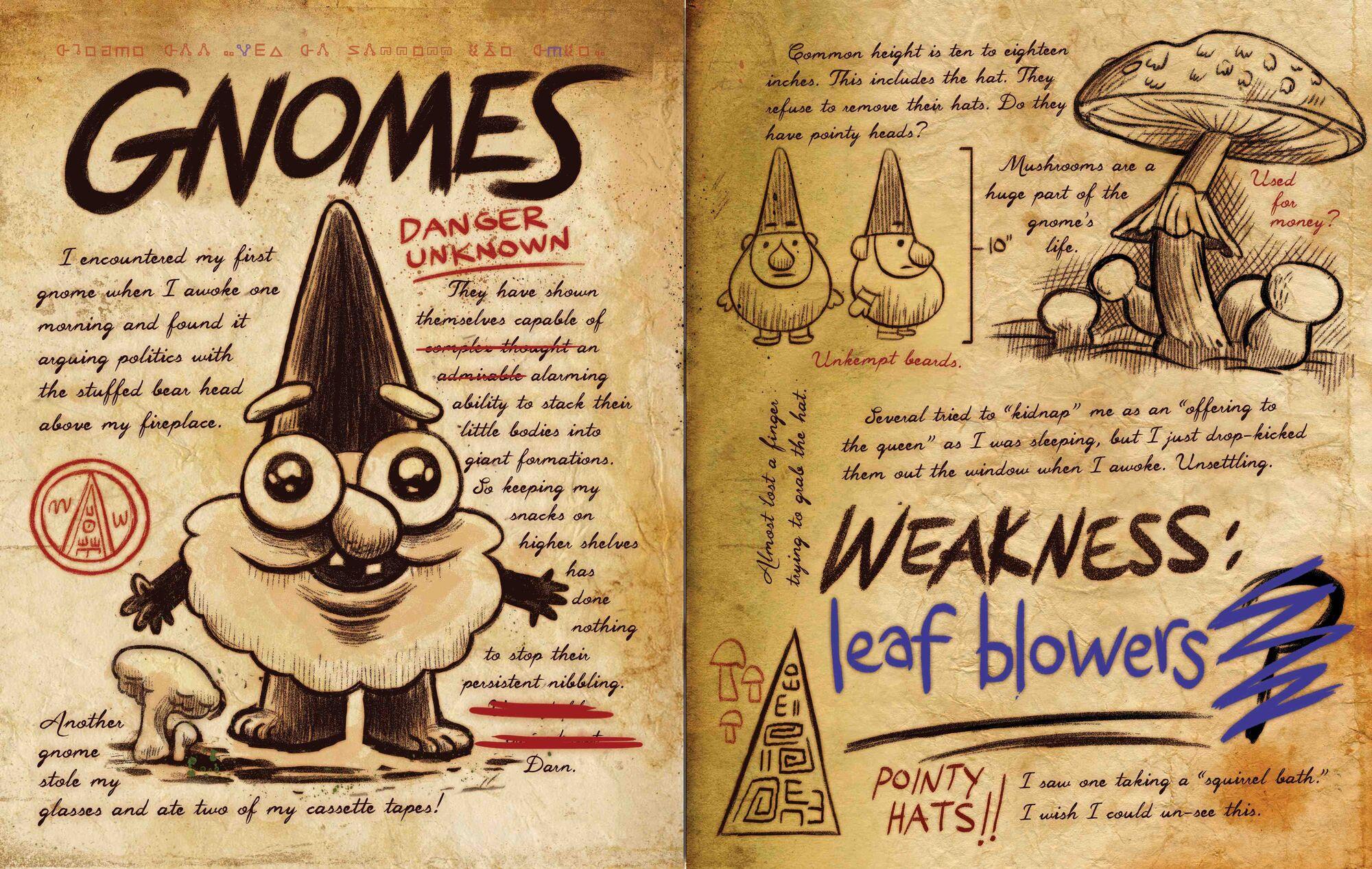 image gf journal 3 01 jpg disney wiki fandom powered by wikia