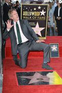 Hugh Laurie Hollywood Walk of Fame