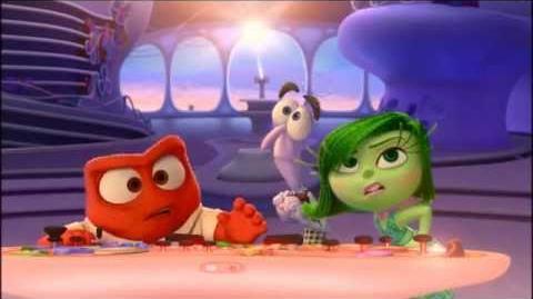 Inside Out - All Tripledent Gum Commercial scenes