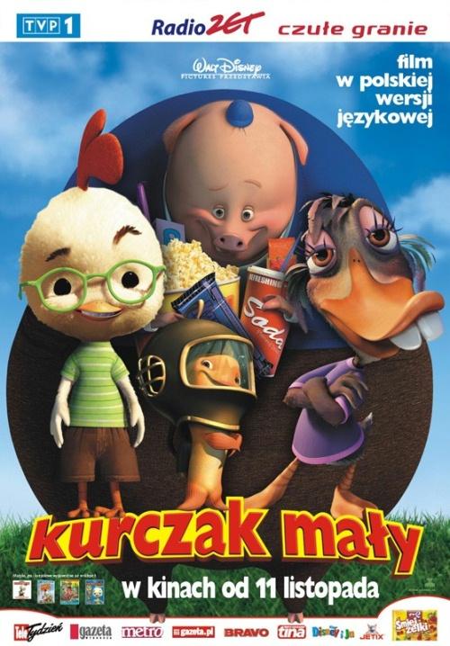 Kurczak Maly Film Disney Wiki Fandom Powered By Wikia