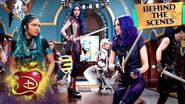 Night Falls⚔️ Behind the Scenes Descendants 3