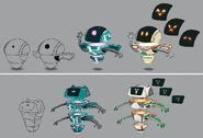 PJ Robot Concept Art