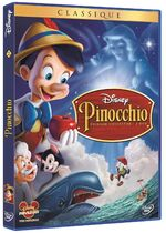 Pinocchio fr dvd 2009