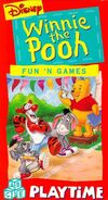 PoohPlaytimeVHS FunAndGames