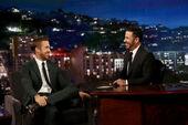Ryan Gosling visits JKL