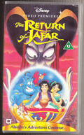 The return of jafar uk vhs