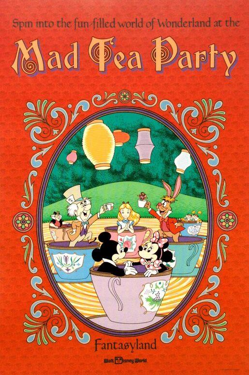Mad Tea Party | Disney Wiki | FANDOM powered by Wikia