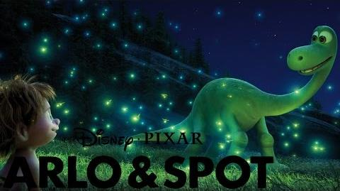ARLO & SPOT - Ein Familienfilm, der begeistert - JETZT im Kino - Disney HD