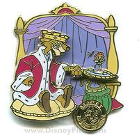 Artist's Choice - Walt Disney World - Prince John