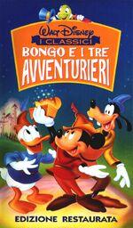 BongoAvventurieri1998VHS