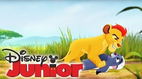 Die Garde der Löwen - Das Gebrüll ist zurück - auf DISNEY JUNIOR