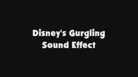 Disney's Gurgling SFX