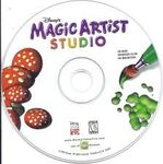 Disney's Magic Artist Studio cd cover