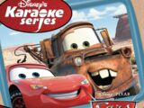 Disney's Karaoke Series: Cars