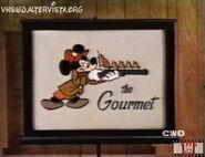 Hunting instinct - mickey gourmet