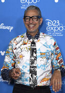 Jeff Goldblum D23 Expo19