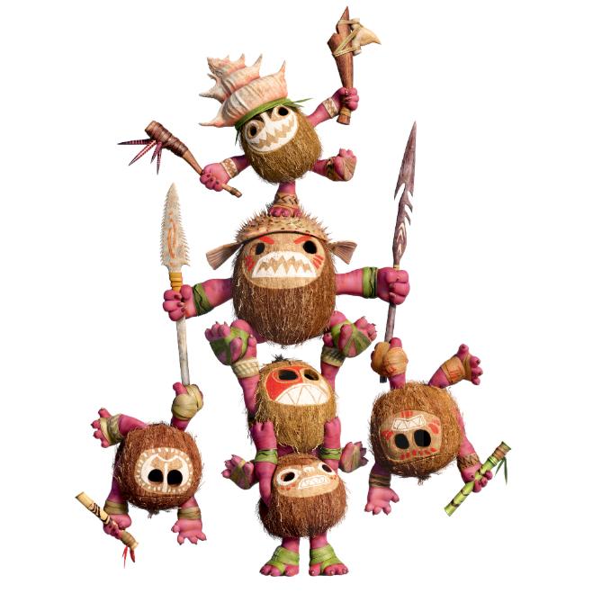 Image - Kakamora Moana.jpg | Disney Wiki | FANDOM powered ... Pictures Of Moana Characters
