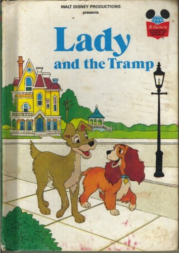 Lady And The Tramp Disney S Wonderful World Of Reading