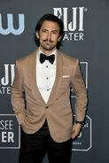 Milo Ventimiglia 25th Critics Choice Awards