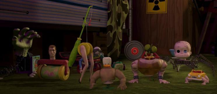 Mutant Toys Disney Wiki Fandom Powered By Wikia
