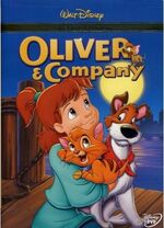 OliverAndCompany SpecialEdition DVD