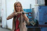 Once Upon a Time - 6x03 - The Other Shoe - Photography - Ashley with Gun
