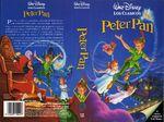 PETER+PAN+VHS+1
