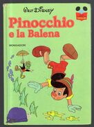 Pinocchio and whale italian
