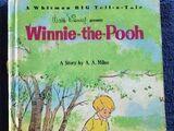 Winnie-the-Pooh (Whitman Tell-A-Tale Book)