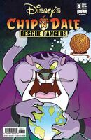 Rescue Rangers 2010 Comic Issue 2B