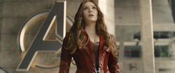 Scarlet Witch Avenger
