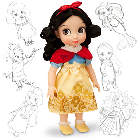 File:Snow White 2013 Disney Animators Doll.jpg