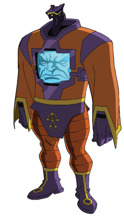 Supervillain Arnim Zola